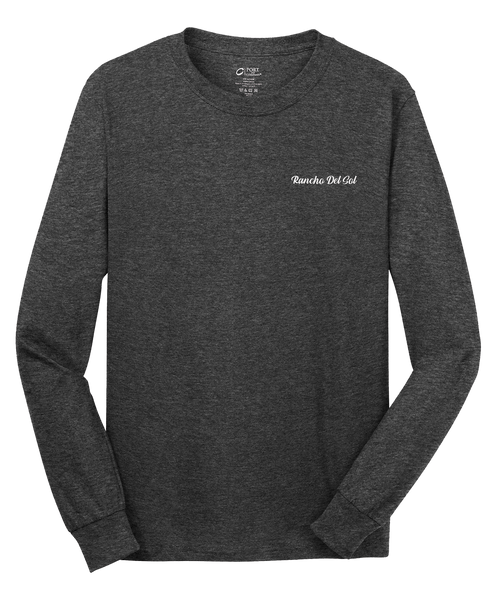 Rancho Del Sol - Mens - Port & Company® - Long Sleeve Core Cotton Tee