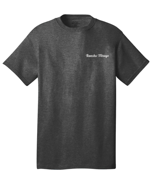 Rancho Mirage - Mens - Port & Company® - Core Cotton Tee