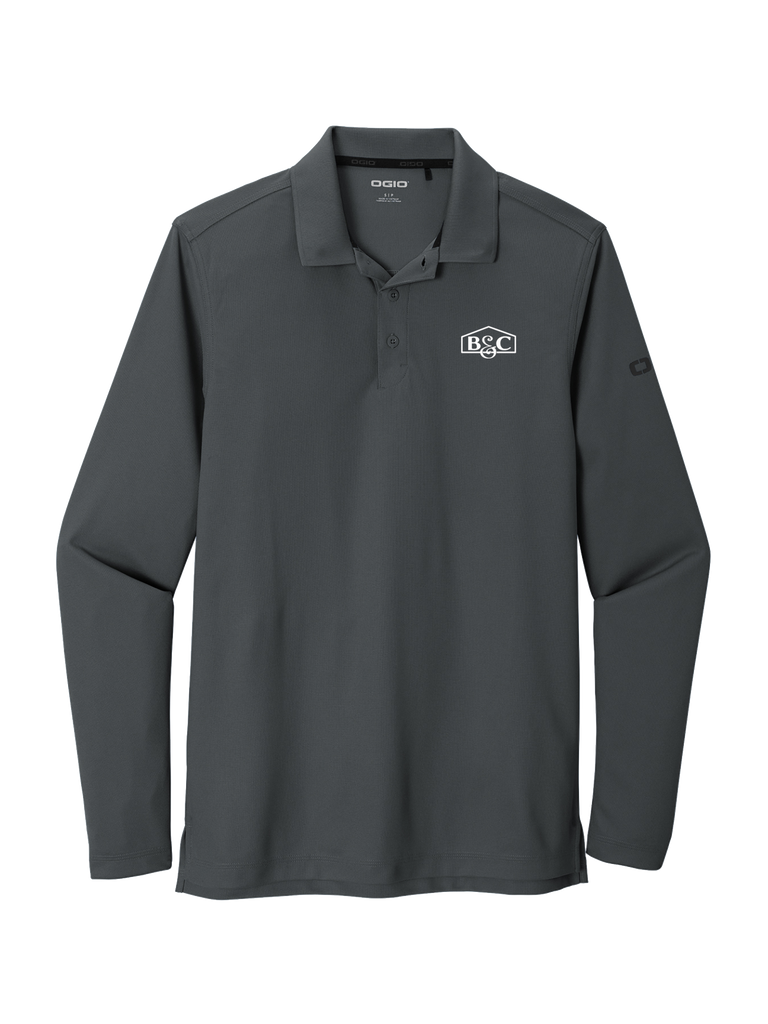 B&C - Mens - OGIO ® Caliber2.0 Long Sleeve