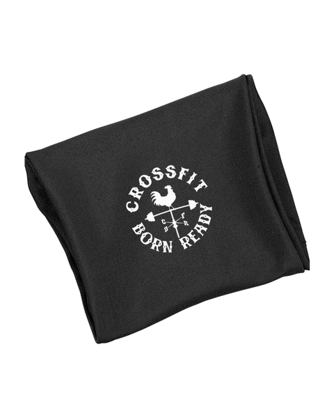 CFBR - Squat Wrist Band with Zipper