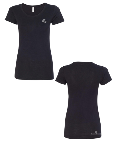 CommonGrounds - Womens Tee