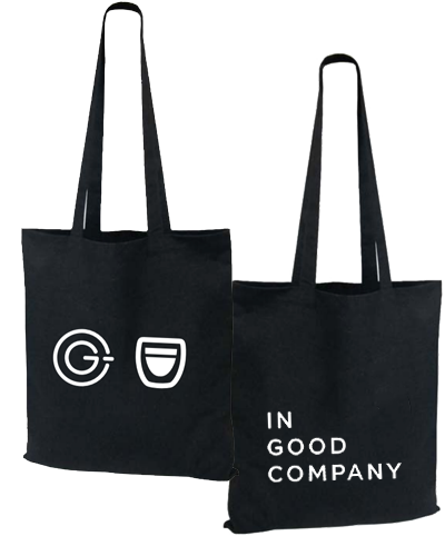 CommonGrounds- Tote Bag