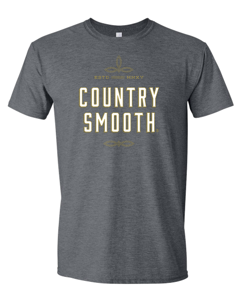 Country Smooth - Mens Tshirt