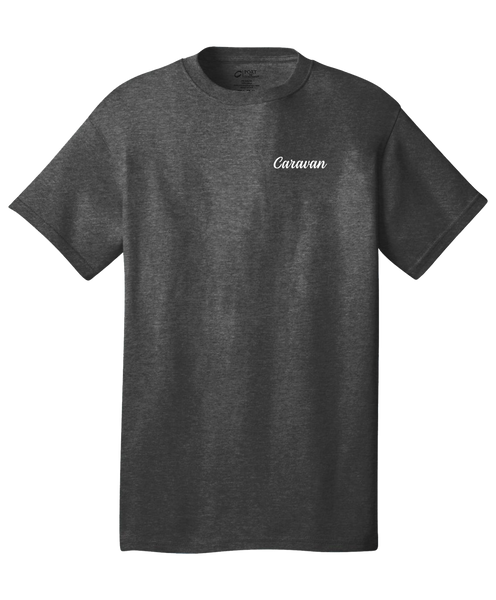 Caravan  - Mens - Port & Company® - Core Cotton Tee
