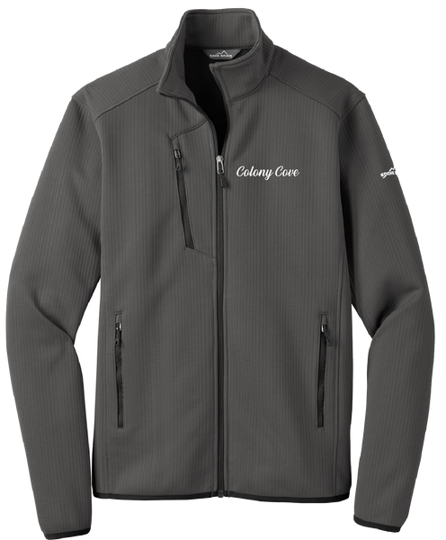 Colony Cove  - Mens - Eddie Bauer ® Dash Full-Zip Fleece Jacket