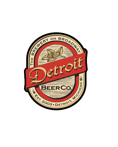 Detroit Beer Co. - Patch (Inventory)