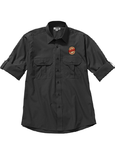 Detroit Beer Co. - Men's Poplin Shirt