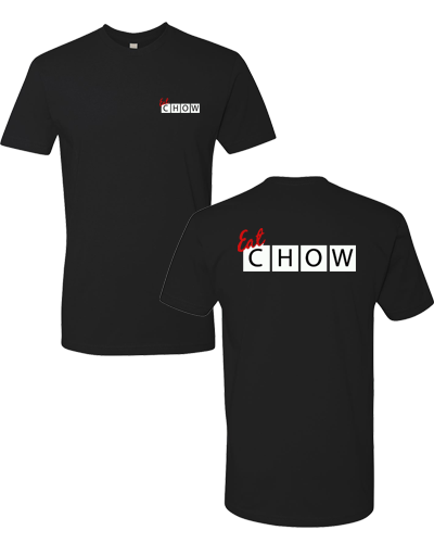 Eat Chow - Mens Tee