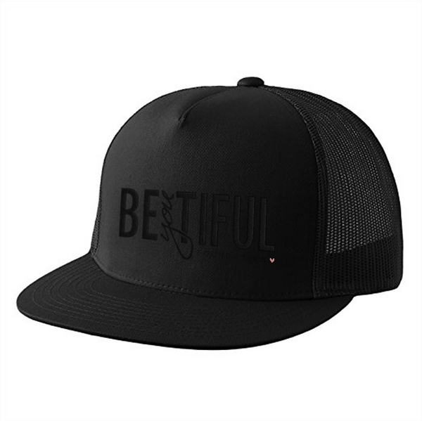 BeYOUtiful - Trucker Hat (Black)