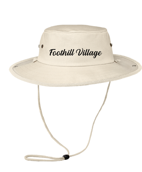 Foothill Village - Port Authority® Outback Hat