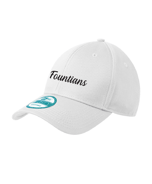 Fountains - New Era® - Adjustable Structured Cap