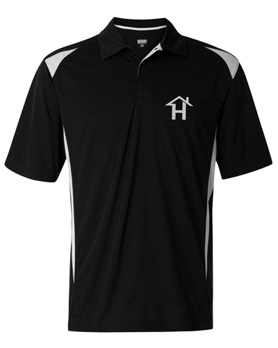 H.I - Mens Polo (Black)