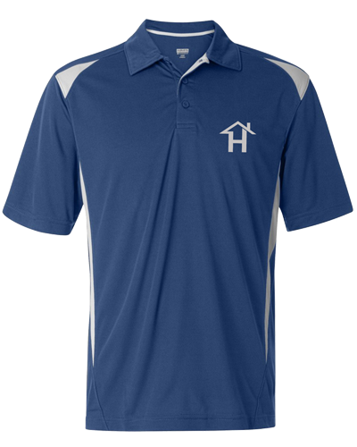 H.I - Mens Polo (Blue)