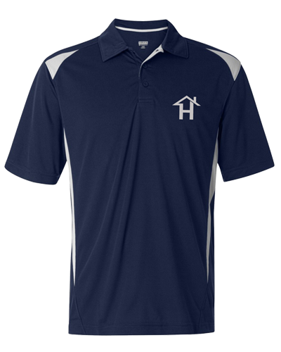 H.I - Mens Polo (Navy)