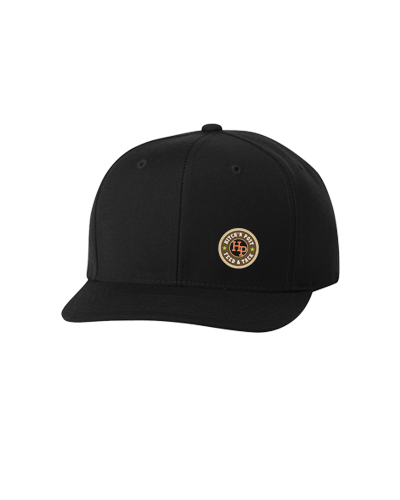 Hitch'n Post - Snapback Hat (Left Logo)