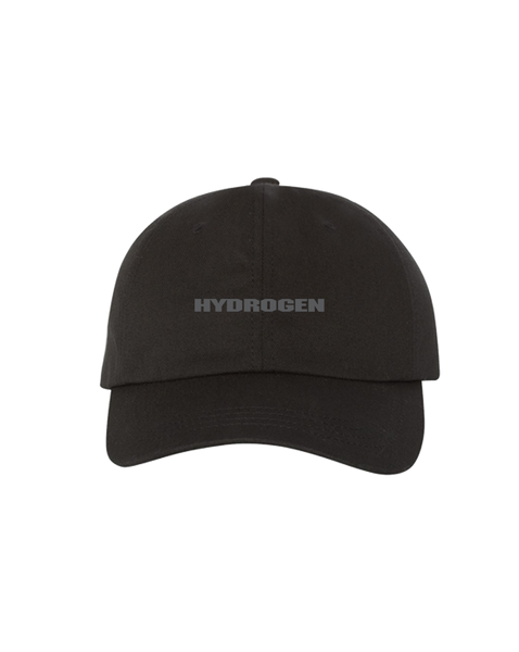 Hydrogen - Logo (Grey) Dad Hat