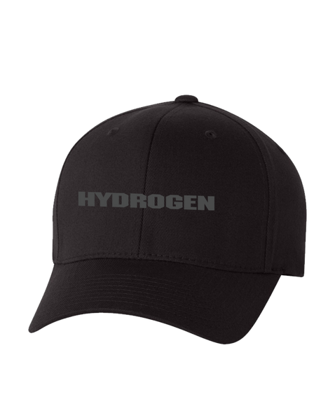 Hydrogen - Logo (Centered) Flexfit Hat