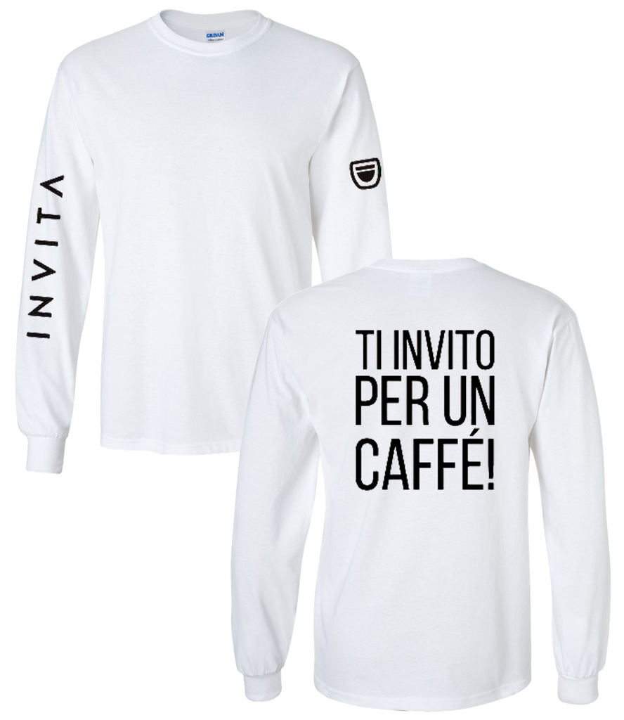 Invita - Cafe Longsleeve (Mens) *2 Colors Available