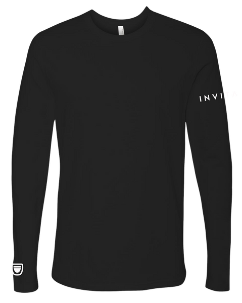 Invita - Cafe Longsleeve 2 location (Mens) *2 Colors Available