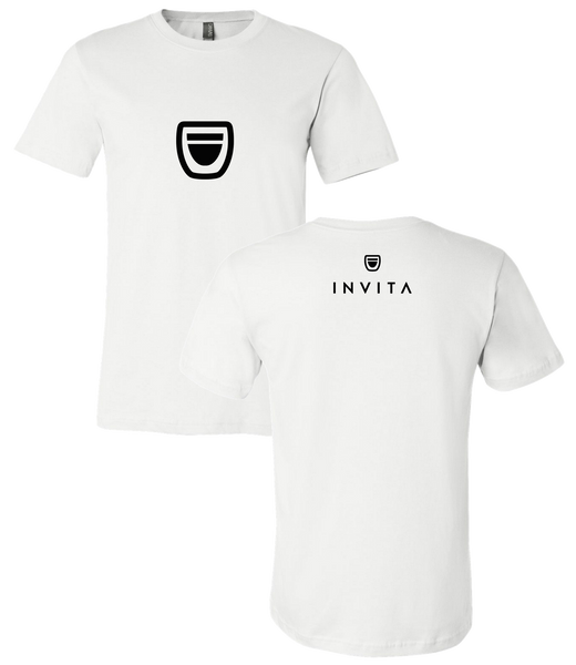 Invita - Logo Tee (Mens) *2 Colors Available