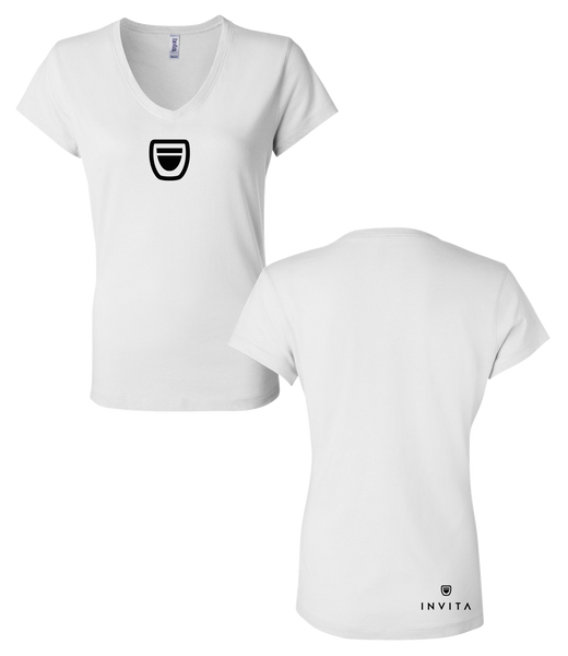 Invita - Logo V-Neck (Womens) *2 Colors Available