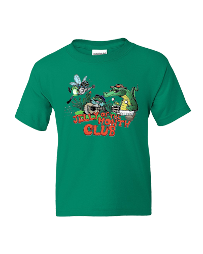 Jelly Of The Month Club - Youth Tees