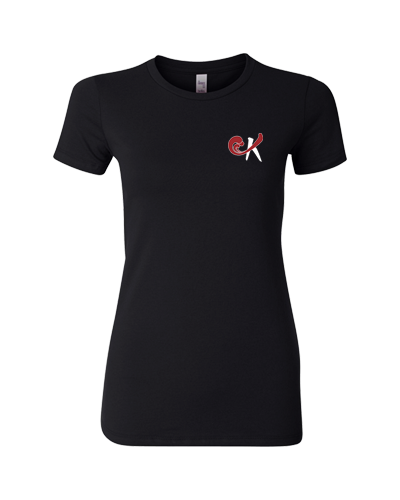 Kokis - Girls Logo Tee (Black)