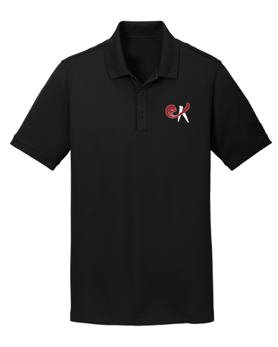 Kokis - Logo Polo (Black)
