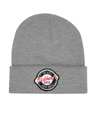 Lockhart's BBQ - Patch Beanie