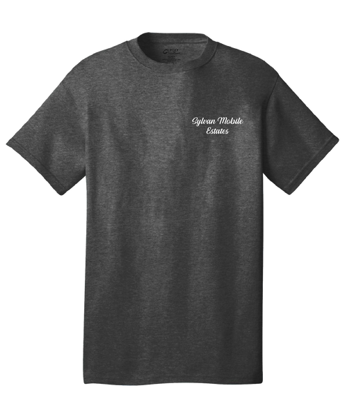 Sylvan Mobile Estates - Mens - Port & Company® - Core Cotton Tee