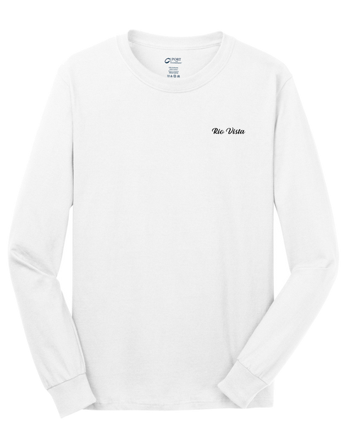 Rio Vista  - Mens - Port & Company® - Long Sleeve Core Cotton Tee
