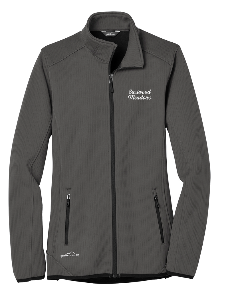 Eastwood Meadows - Ladies - Eddie Bauer ® Dash Full-Zip Fleece Jacket