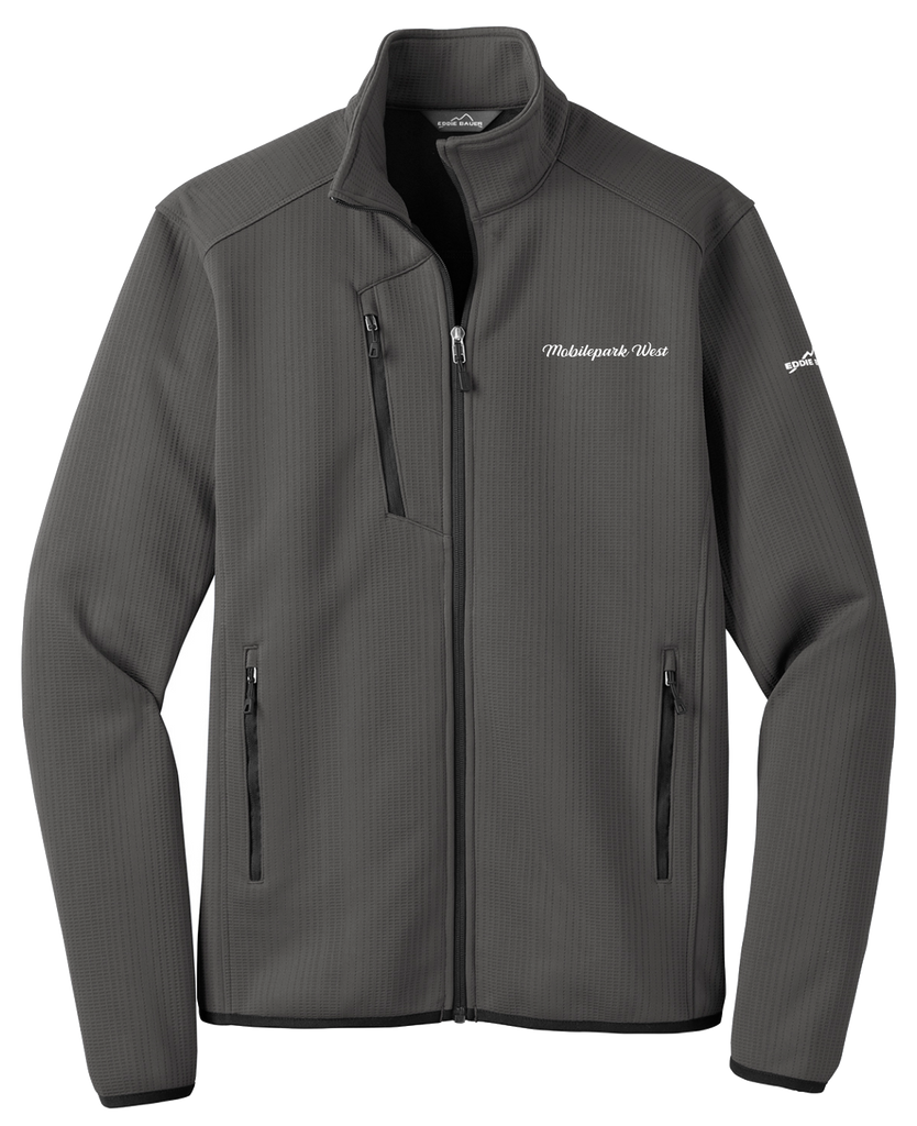 Mobilepark West - Mens - Eddie Bauer ® Dash Full-Zip Fleece Jacket