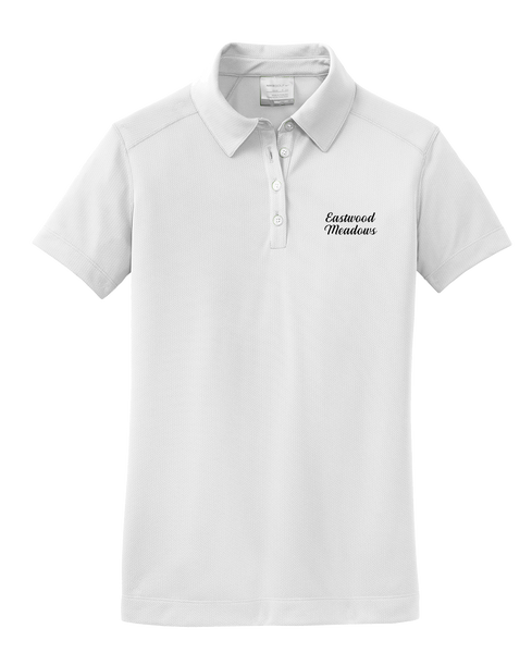 Eastwood Meadows - Ladies - Nike Dri-FIT Pebble Texture Polo