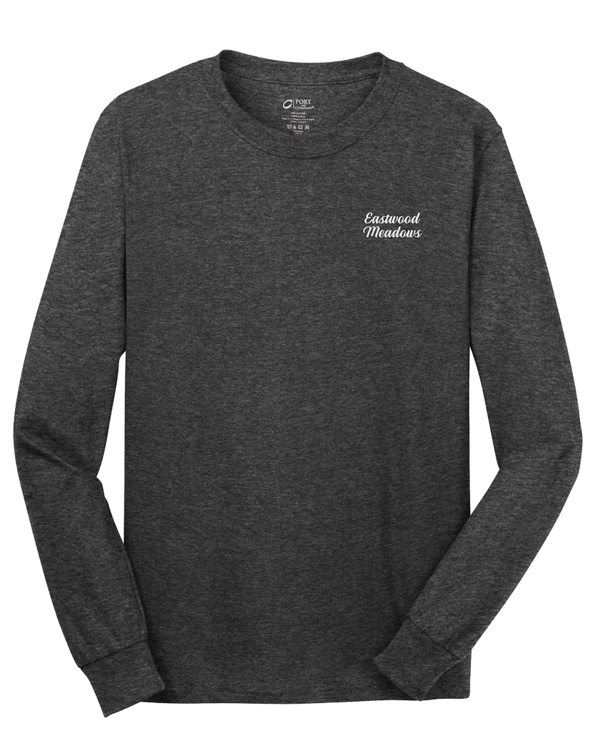 Eastwood Meadows - Mens - Port & Company® - Long Sleeve Core Cotton Tee