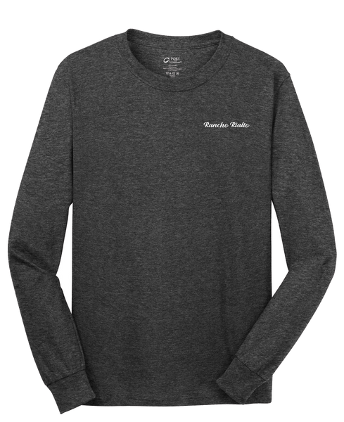 Rancho Rialto - Mens - Port & Company® - Long Sleeve Core Cotton Tee