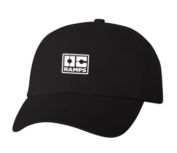 OC Ramps - *Embroidered Dad Hat
