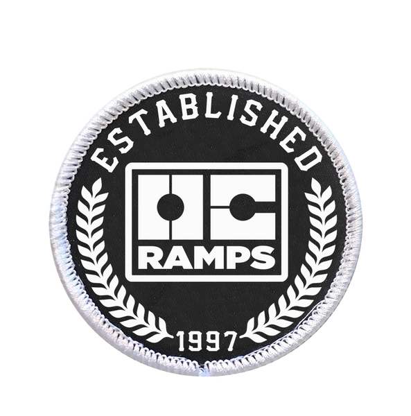 "OC Ramps - 3"" Embroidered Patch"