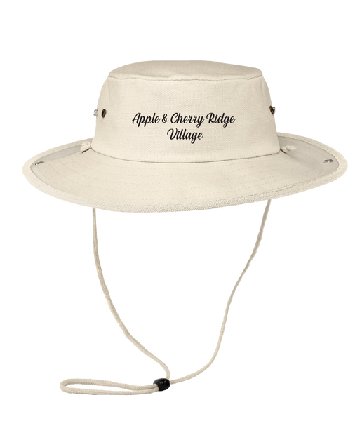 Apple & Cherry Ridge Village - Port Authority® Outback Hat