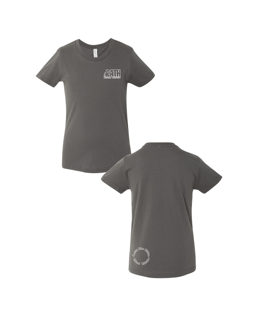 The Path - Logo Tee Toddler (asphalt) 3001T