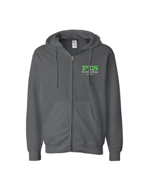 Pro Tile - Logo Zip Hoodie *Embroidered