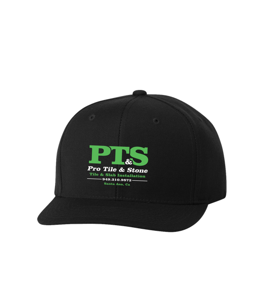 Pro Tile - Logo Snapback *Embroidered