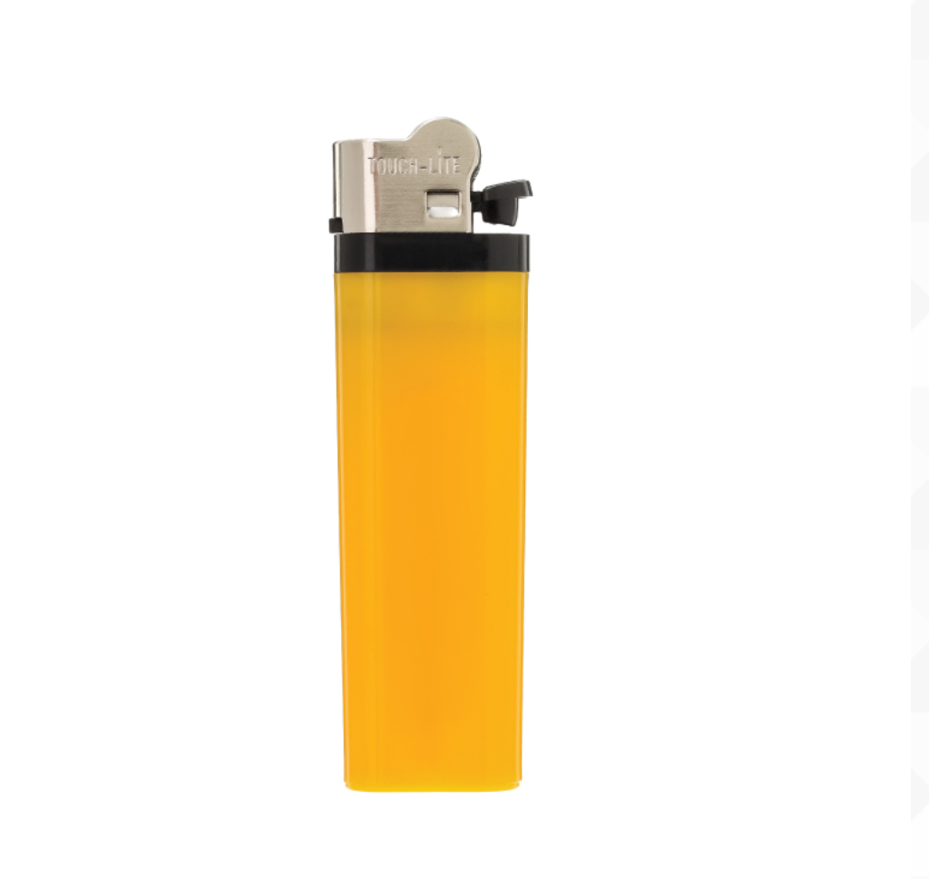 Promo Yellow Lighter
