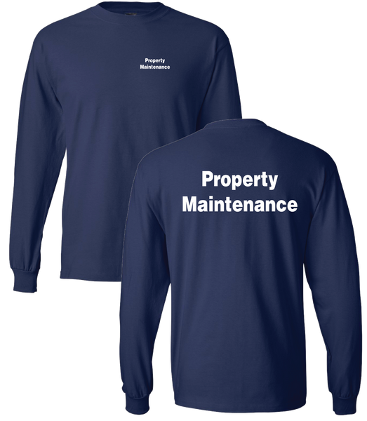 J&H - Property Maintenance (Long Sleeve)