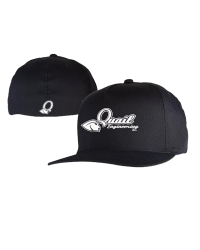 Quail Engineering - Logo Flexfit Hat