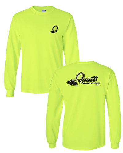Quail Long Sleeve (Green)