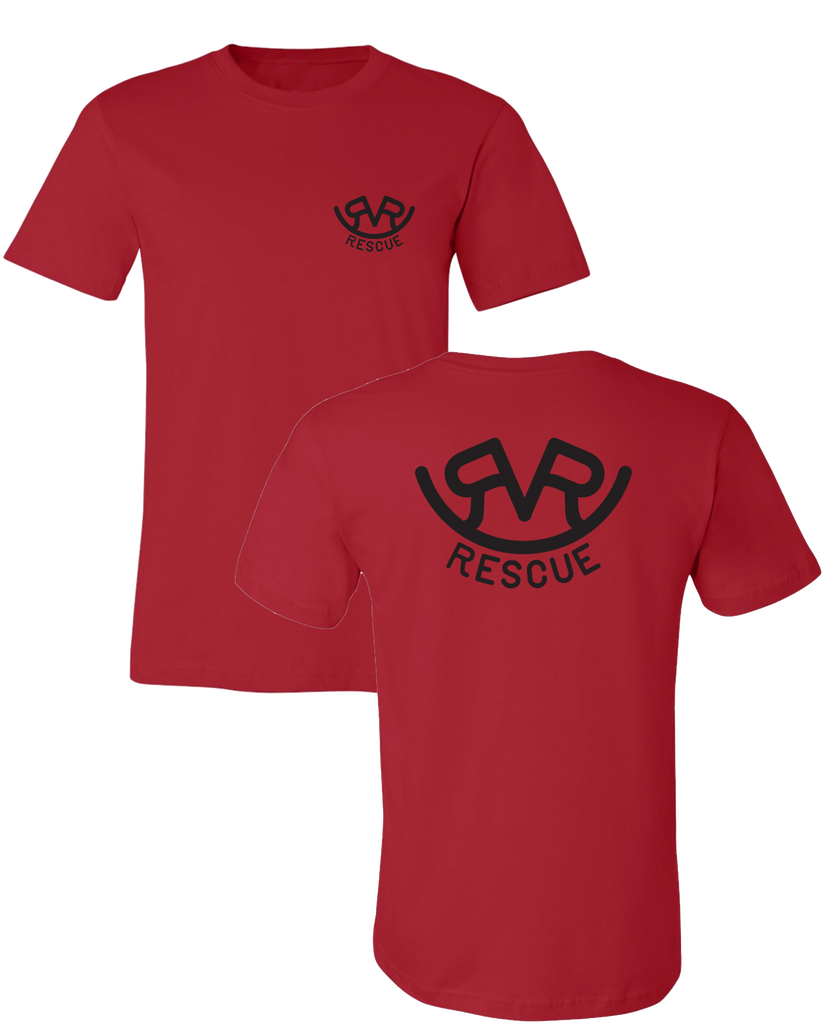Hitch'n Post - Ranch Rescue Tshirt (Red)