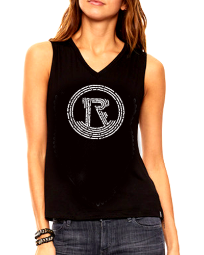 Roxy - Girls V-Neck Muscle Tee