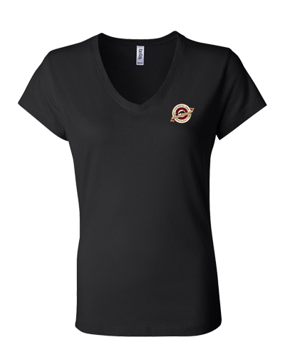 Royal Oak  - Ladies V-Neck