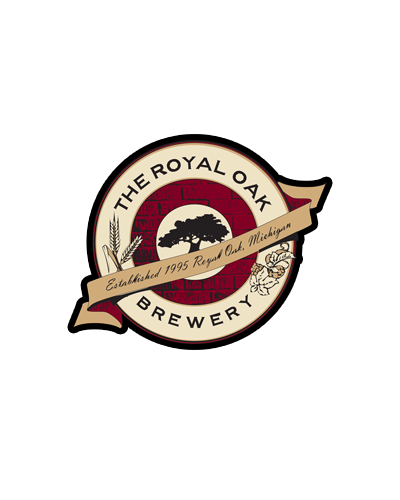 Royal Oak brewery Patch